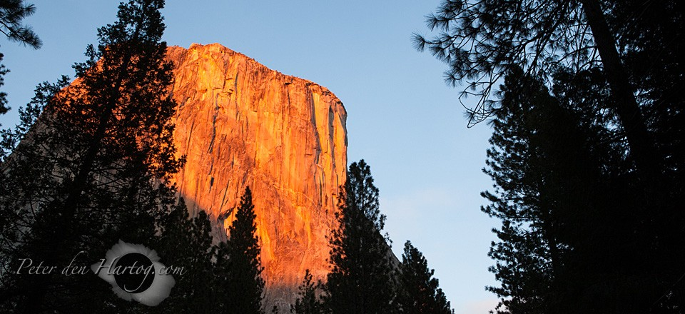 El Capitan slide